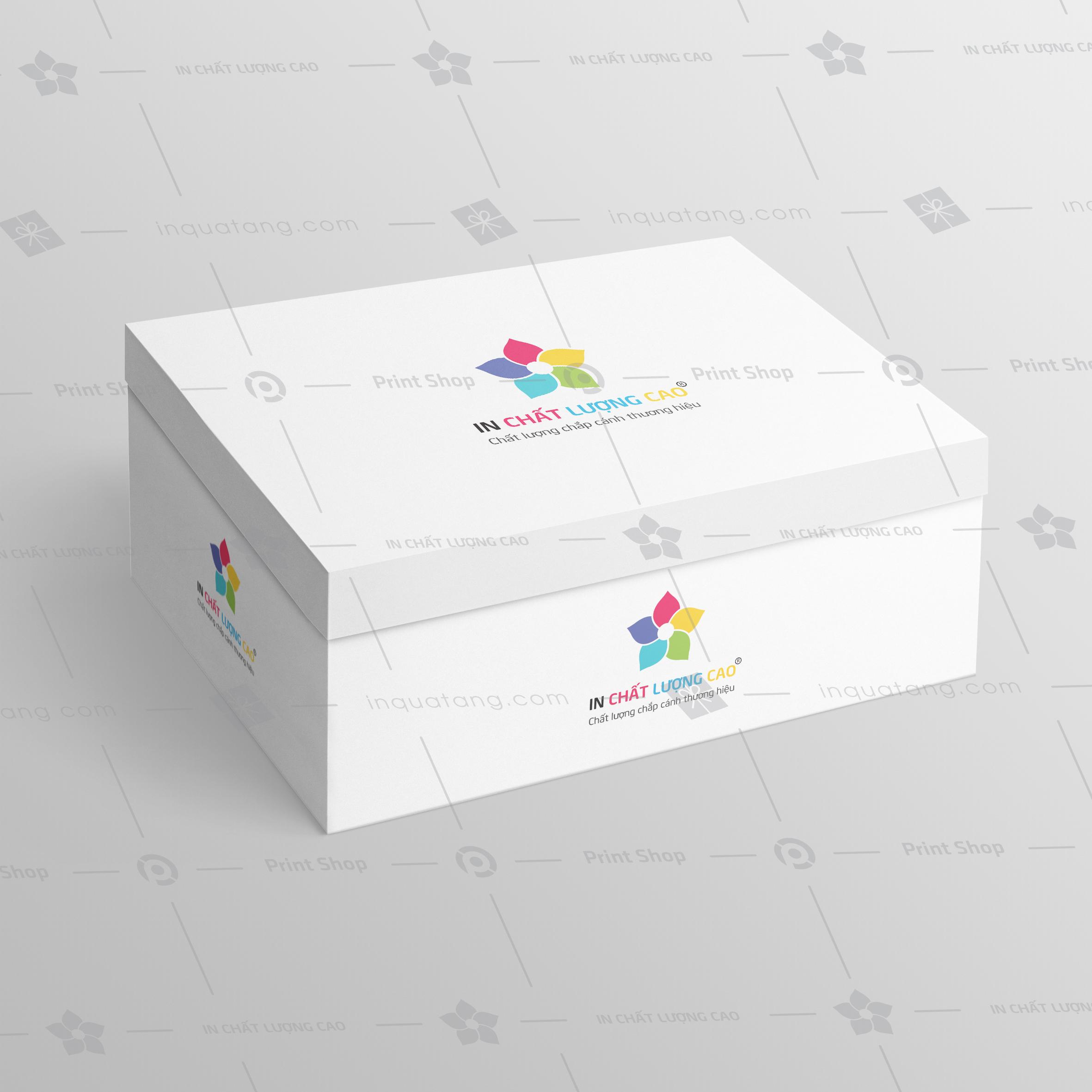 In hộp giấy chất lượng