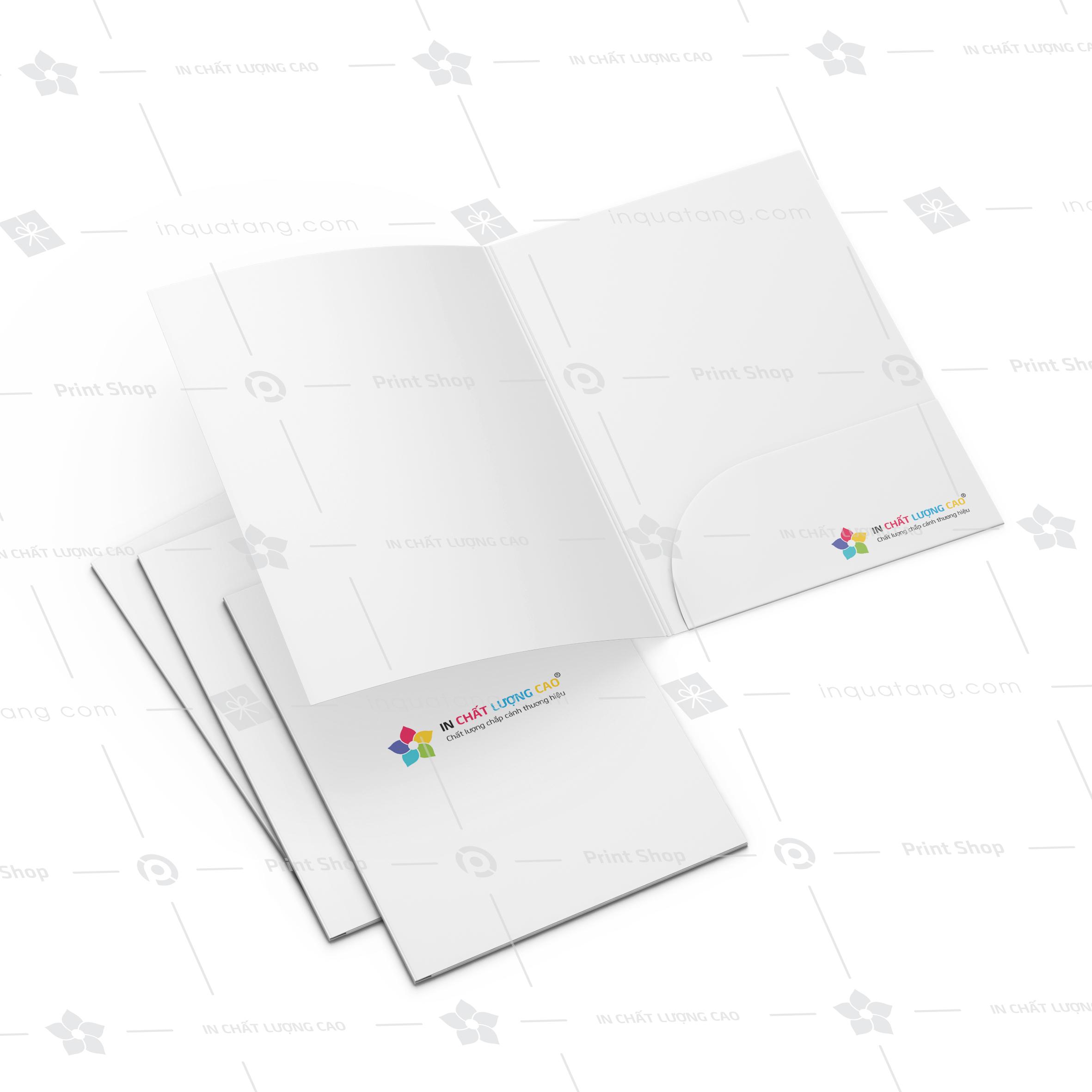 Mẫu bìa hồ sơ